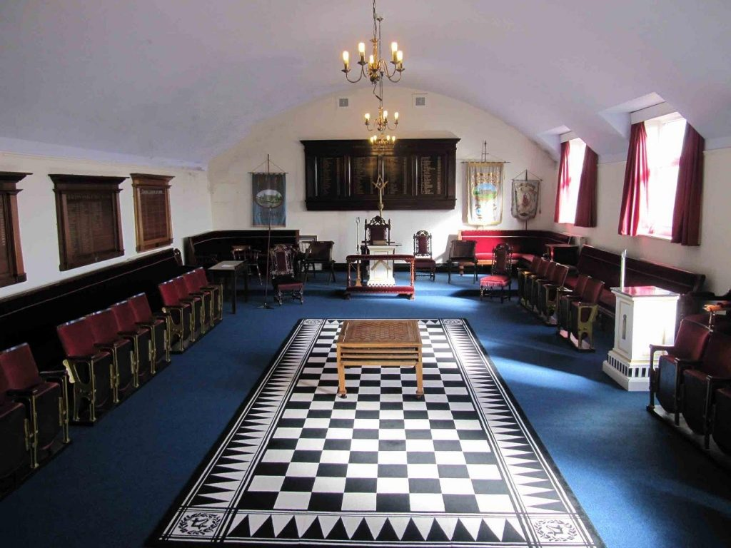 Masonic Lodge in Crook County Durham