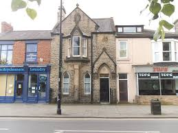 Crook Masonic Hall, situated in Crook, County Durham