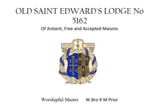 OLD SAINT EDWARD'S LODGE No 5162 @ Witney Masonic Hall | England | United Kingdom