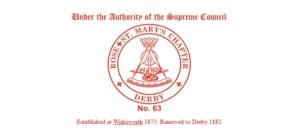 St Marys Chapter No. 63 - Rose Croix @ Derby Masonic Hall, Littleover, Derby  | England | United Kingdom